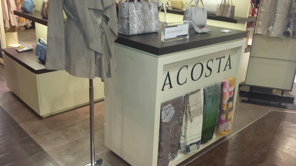 ACOSTA CASTELLANA | Formas