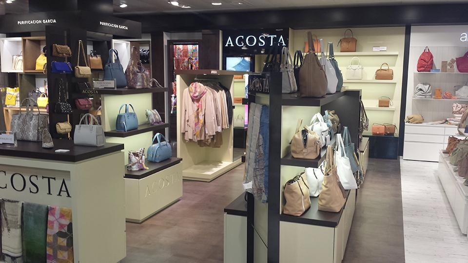 ACOSTA CASTELLANA MADRID | Formas